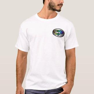 虹のwindshark tシャツ