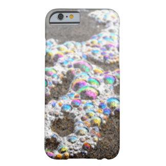 虹はきらびやかな海の泡を好みます BARELY THERE iPhone 6 ケース