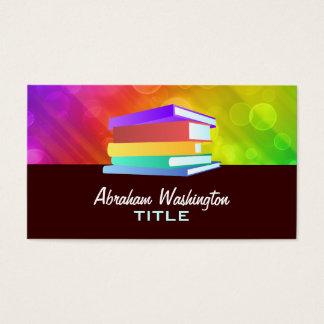 虹は名刺を予約します 名刺
