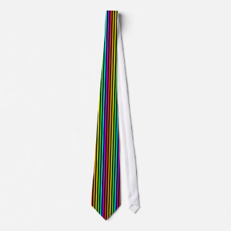 虹は縞で飾ります ネクタイ