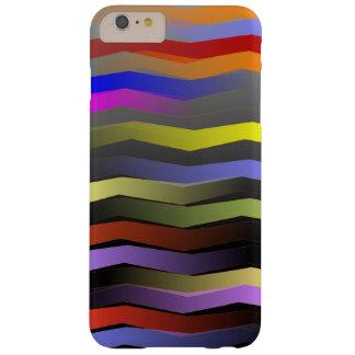 虹は縞で飾ります BARELY THERE iPhone 6 PLUS ケース