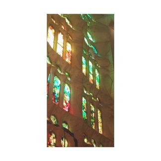 虹ガラス キャンバスプリント
