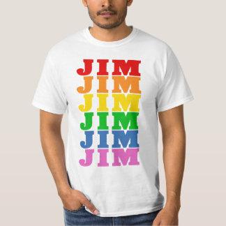 虹ジム Tシャツ