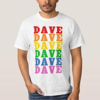 虹デーブ Tシャツ