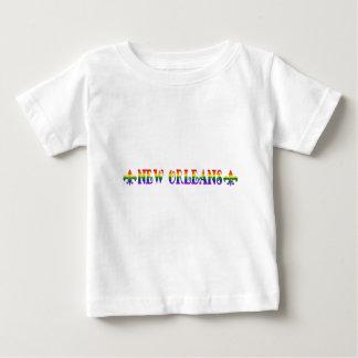 虹ニュー・オーリンズ ベビーTシャツ