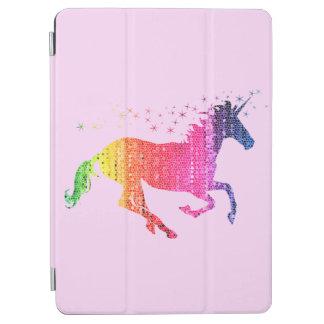 虹ピンクのユニコーン iPad AIR カバー