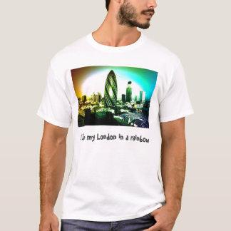 虹ロンドン Tシャツ