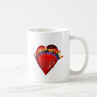 虹愛 コーヒーマグカップ