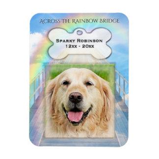 虹橋犬の記念物 マグネット
