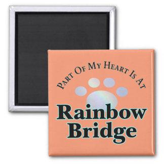 虹橋足の正方形の磁石 マグネット