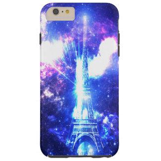 虹色のパリの空 TOUGH iPhone 6 PLUS ケース