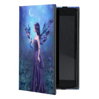 虹色の妖精及びドラゴンの芸術のiPad Miniケース iPad Mini ケース