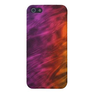 虹色の火I iPhone 5 CASE