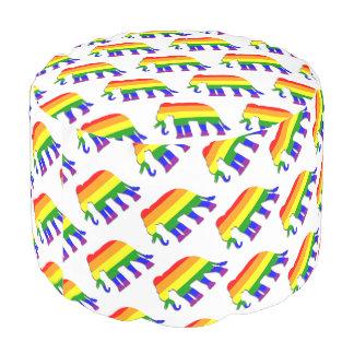 虹象パターン プーフ