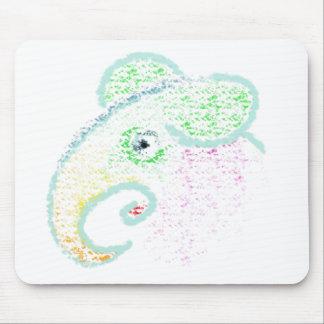 虹象 マウスパッド