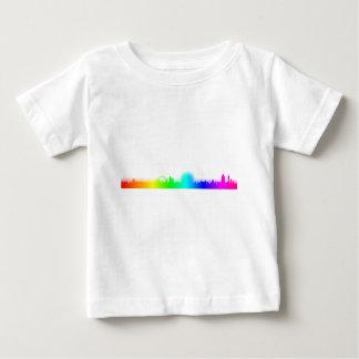 虹都市ロンドン ベビーTシャツ