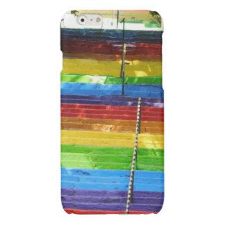 虹階段イスタンブールトルコ 光沢iPhone 6ケース