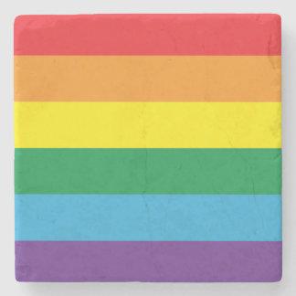 虹 ストーンコースター