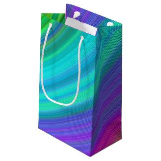 虹 スモールペーパーバッグ