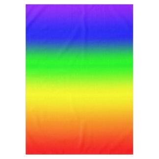 虹 テーブルクロス