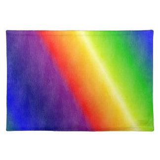 虹 ランチョンマット