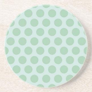 虹 点 コレクション - ミント 緑