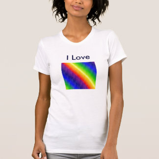 虹! Tシャツ