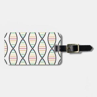 虹DNAの繊維 ラゲッジタグ