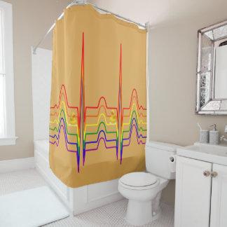 虹EKGのSunray シャワーカーテン