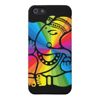 虹Ganesha iPhone 5 ケース