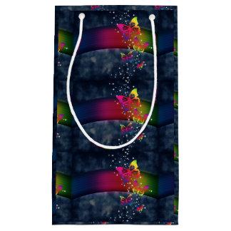 虹nの蝶 スモールペーパーバッグ
