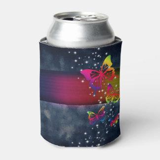 虹nの蝶 缶クーラー