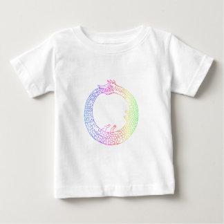 虹Ouroboros ベビーTシャツ