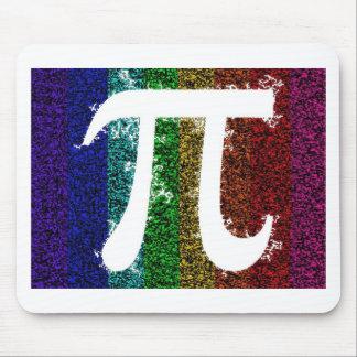 虹Piの印 マウスパッド