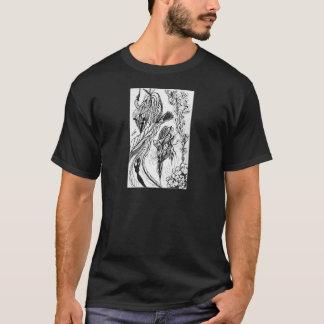 蛇の願い Tシャツ