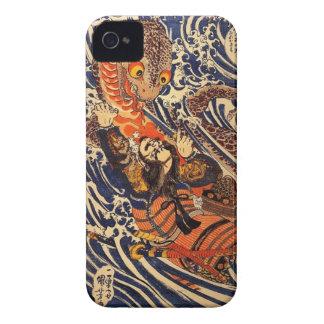 蛇及び戦士 Case-Mate iPhone 4 ケース