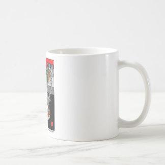 蛇蠍 コーヒーマグカップ