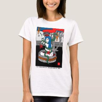 蛇蠍 Tシャツ
