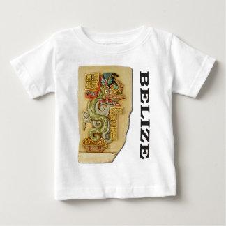 蛇Pacal ベビーTシャツ