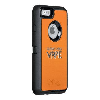 蛍光上品な上品Vape オッターボックスディフェンダーiPhoneケース
