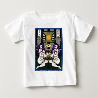 蛭と乙女と林檎と窓と ベビーTシャツ