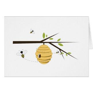 蜂のはちの巣 カード