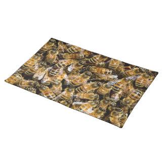 蜂のカーペット ランチョンマット