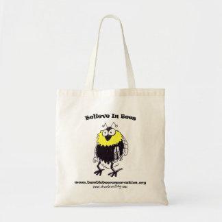 蜂のトートバックで信じて下さい トートバッグ