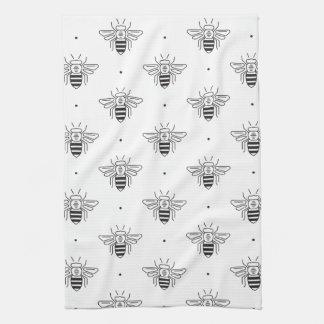 蜂の台所タオル キッチンタオル