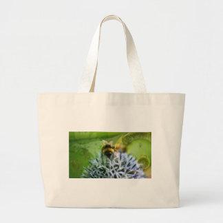蜂の夢 ラージトートバッグ