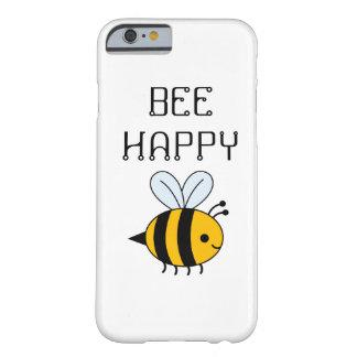 蜂の幸せな電話箱 BARELY THERE iPhone 6 ケース