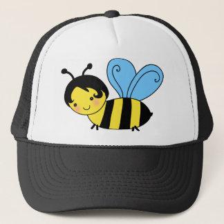 蜂の漫画 キャップ