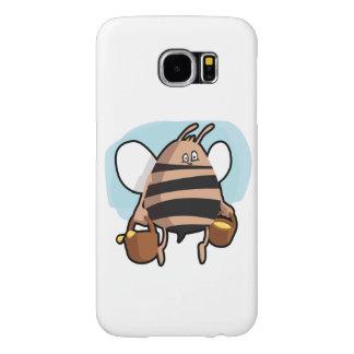 蜂の漫画 SAMSUNG GALAXY S6 ケース