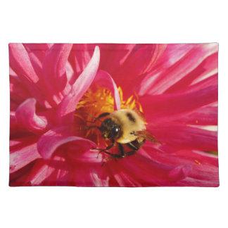 蜂の目 ランチョンマット